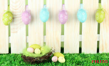 Vinyl Studio Easter Egg Backdrop Photography Prop Photo Background 5x3FT FHJ35
