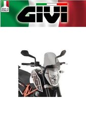 Parabrisas universal negro KTM 245A Duke 690 2012 2013 2014 2015 2016 2017 GIVI