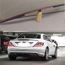 Carbon RED for Mercedes BENZ SLK R172 A Type boot Trunk Spoiler rear SLK350