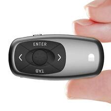Doosl Powerpoint Fernbedienung Mini Wiederaufladbare 2.4 GHz Wireless Presenter