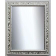 Espejo de Pared Blanco Plata Verona antigua Barroco Vintage 4,4 - NUEVO