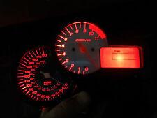 led clock upgrade kit lightenUPgrade RED HONDA VTR1000F FIRESTORM 01-05