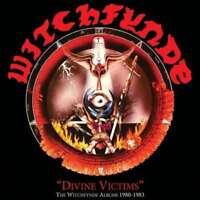 Witchfynde - Divine Victims: The Witchfynde Neuf CD