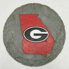 GEORGIA BULLDOGS STATE MAP STEPPING STONE