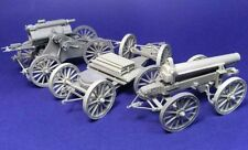 "1/35th Resicast British WWI 9.2"" Howitzer transport mode"