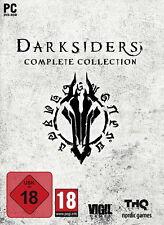 DARKSIDERS COMPLETE COLLECTION PC 2016 solo il Steam Key Codice di download non DVD