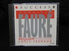 Gabriel Fauré - Requiem OP. 48 - Success - (RARE) - NM - NEW CASE!!!