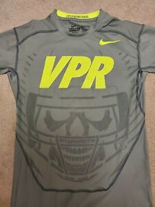 Nike Football Pro Combat Compression Shirt Small The Opening