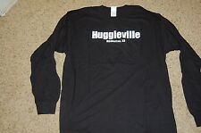 Bob Huggins Basketball T Shirt NEW Black XL Huggieville got Huggs? Long Sleeve
