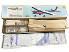 Vintage Carl Goldberg Falcon 56 Mark II Kit and *Bonus* Rare Fiberglass Fuselage