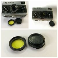 Yellow Filter for Rollei 35 35B 35TE 40/3.5 with cap