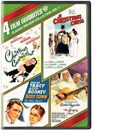 4 Film Favorites: Classic Holiday Vol. 1 New, Free shipping