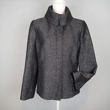 Abrigos y chaquetas en espiga Negro para Mujeres | eBay