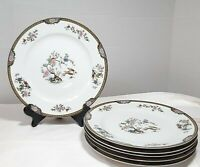 "Up to five 5 Antique 1920 Noritake Pheasant Dinnerware Dinner Plate 10"""