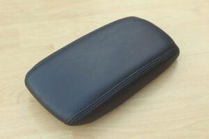 ARMREST CHARCOAL / BLACK CENTRE CONSOLE ARM REST LID - Jaguar X-Type 2001-2010