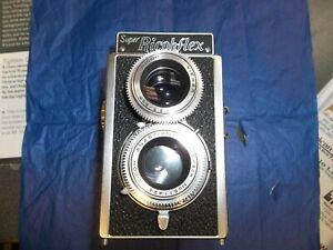 Ricoh Super Ricohflex Vintage 120 127 Film TLR Camera MINT!  READ!