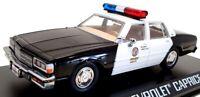 Greenlight 1/43 Scale 86582 - 1987 Chevrolet Caprice Terminator 2 Judgement Day