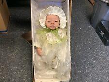 Linda Webb Künstlerpuppe Vinyl Puppe 52 cm. Top Zustand