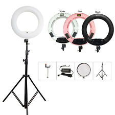 Yidoblo FS-480II 5500k Continue LED Ring Light Kit Photo Lighting Studio Stand