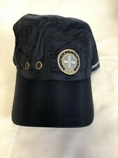 New! Domepiece Mountain Rescue 100% Nylon Hat Navy