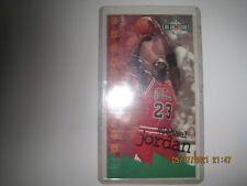 1995-96 Fleer - NBA Jam Session #13 - Michael Jordan - HOT nice card