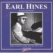 Earl Hines The Best Of (Rosetta, Blues In Thirds) 2002 SAAR CD Album
