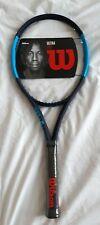 Wilson ultra 100L 16X19 tennis racquet 41/4 277g