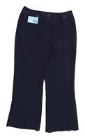 Womens Debenhams Blue Trousers Size 14/L30