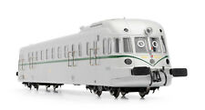 Electrotren e2144 dieseltriebwagen coche motor Abj 7 plata y verde Renfe 9326 New