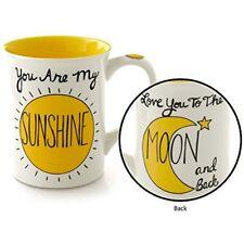 Coffee Cups & Mugs Our Name Is Mud You Are My Sunshine Stoneware Mug, 16 Oz.