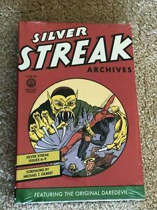 Silver Streak Daredevil Archives Volume 1, SEALED, Dark Horse Comics, hardcover