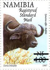 NAMIBIA 1997 DEFINITIVES OVERPRINTED 2005 SG1003  MNH
