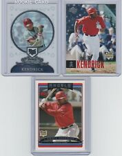 HOWIE KENDRICK - (3) Card RC Lot - Nationals