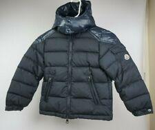 Moncler Boy's Navy Blue Nylon Puffer Jacket Size 6 Years