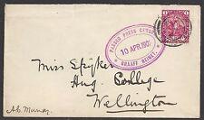 Cabo de Buena Esperanza Boer War: 1902 (10) 1d De Pie - 2121 de abril