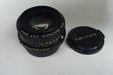 SMC Pentax A 1,7 / 50  mm   Objektiv mit PK Bajonett