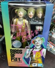 Bandai S.H Harley Quinn Action Figure Figuarts Birds of Prey