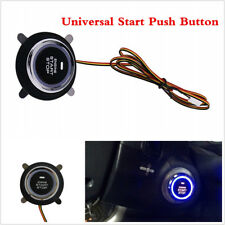 1Pcs Auto Car Engine Push Button Start Stop RFID Ignition Switch Keyless Entry