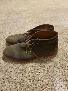 Aldo mens Chukka boots size 10