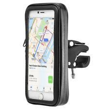 Universal Motorrad Fahrrad Halterung für Smartphone Handy Bike Set Tasche Halter