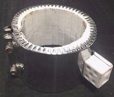 """1100 Watt Ceramic Heater Band ~ Volts: 230; Size: 3.25"""" x 2.75""""    (#86)"""