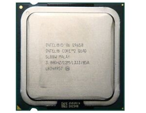 ESP Intel Core 2 Quad Q9650 (12M Cache, 3.00 GHz, 1333 FSB) Socket 775 (T)