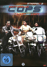 DIE MOTORRAD COPS - Hart am Limit - Staffel 2 (2 DVDs) *NEU OVP*