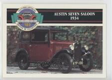 1991 #60 Austin Seven Saloon 1934 Non-Sports Card 0b6