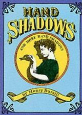 Hand Shadows and More Hand Shadows (Dover Children's Activity Books), Bursill, H