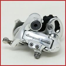 CAMPAGNOLO RECORD TITANIUM REAR DERAILLEUR MECH 8S SPEED 90s VINTAGE ROAD BIKE