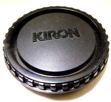 Kiron Body Cap for NIKON FE FM FM10 D3200 D3100 Cameras 2X teleconverter front
