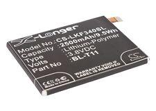 NEW Battery for LG F340 G Flex BL-T11 Li-Polymer UK Stock