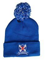 Rangers Bobble Hat - Blue for Glasgow Rangers fans
