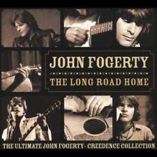 The Long Road Home: The Ultimate John Fogerty/Creedence Collection [PA] by John Fogerty (CD, Nov-2005, 2 Discs, Fantasy)